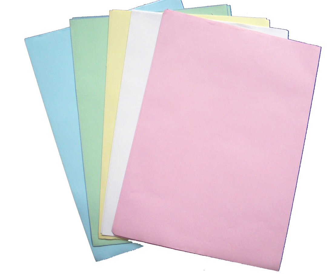 carbon paper High-quality carbon paper, black for typewriting, blue for handwriting, clean and easy to use, can be used up to 50 times each.